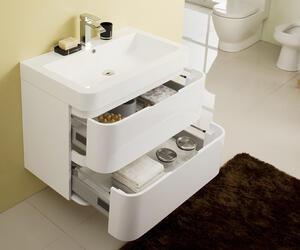 Долен PVC шкаф за баня Фрийдъм