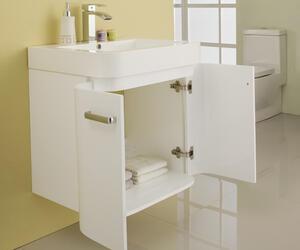 Долен PVC шкаф за баня Практик