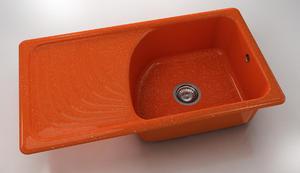 19 сребрист оранж
