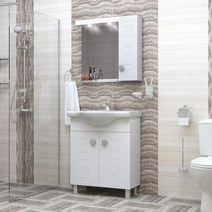 PVC комплект мебели за баня  Дея