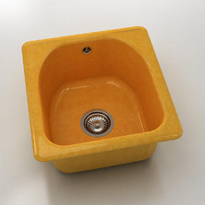 Кухненска мивка Фат 217 граниксит