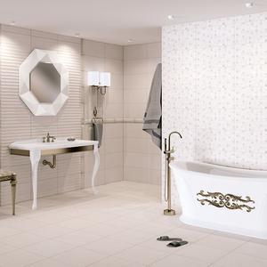 Плочки за баня Vasari Grey