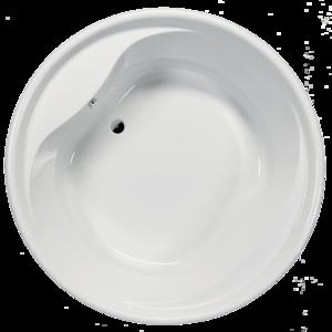 Акрилна вана Balt Ф162см.