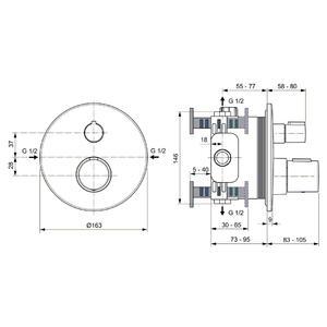 Схема на CERATHERM T100 A5813XG