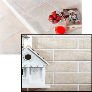 Колекция фасадни и стъпални плочки Loft Brick salt/Cottage salt
