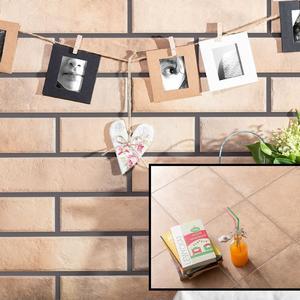 Колекция фасадни и стъпални плочки Loft Brick masala/Cottage masala