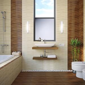 Плочки за баня Бамбук
