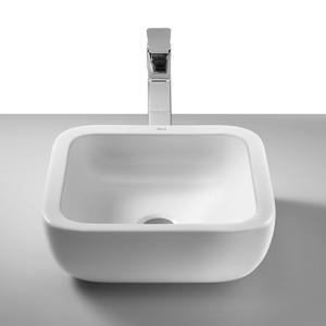 Мивка за баня 40см - Roca Khroma върху плот