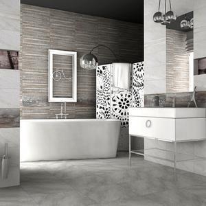 Плочки за баня Treviso Grey