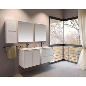 PVC Комплект за баня Beranjena 55см.