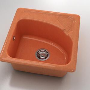 Кухненска мивка Фат 201 граниксит