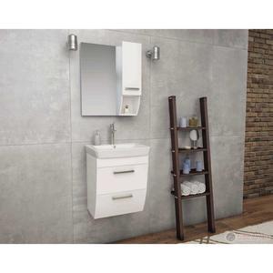 PVC мебели за баня Round 55см.