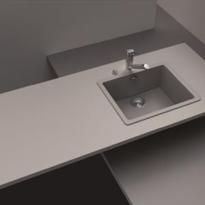 Кухненска мивка Schock QUADRO N100