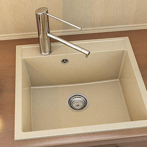Кухненска мивка Фат 226 полимермрамор
