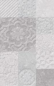 5986 декор релеф сив