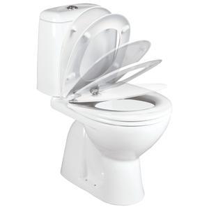 WC комплект Korona Elegance W908201