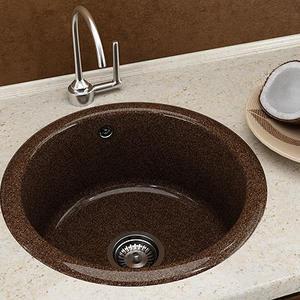 Кухненска мивка Фат 206 полимермрамор