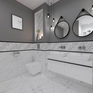 Плочки за баня Classic Carrara