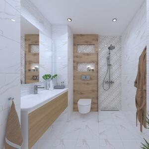 Плочки за баня Classic Carrara Gold