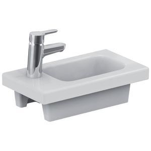 Мивка за баня 45/25см . серия Connect Space с ляв плот