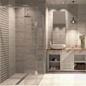 Плочки за баня Equador White 25x40