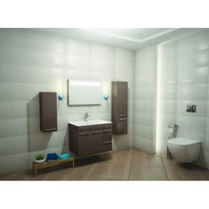 PVC Комплект за баня Elegance 75см.