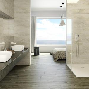 Плочки за баня Daino Perla