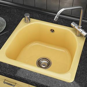 Кухненска мивка Фат 207 полимермрамор