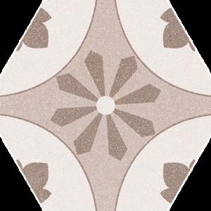 Гранитогрес Split Hex Taupe  22.5x25.9