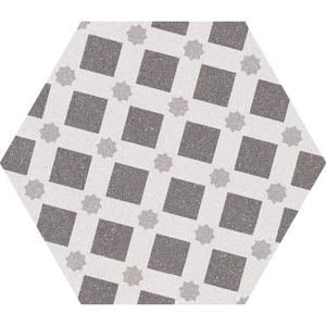 Гранитогрес Split Hex Gris  22.5x25.9