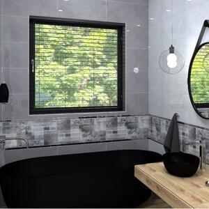 Плочки за баня серия Nil grey /Нил грей