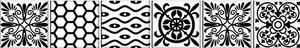 A-MGL04-XX-027 фриз мозайка