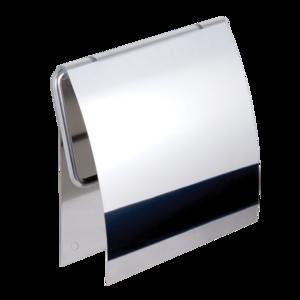 Държач за тоалетна хартия с капак 9641
