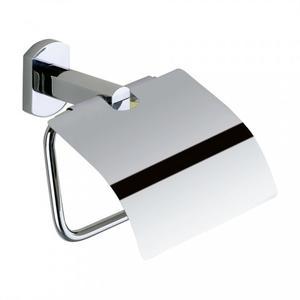 Държач за тоал. хартия с капак EP25