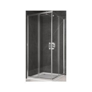 Квадратна душ кабина Bella S