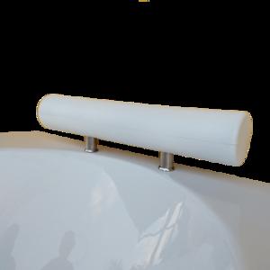 Възглавничка на стойка 8009 голяма бяла