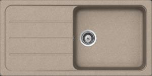 Кухненска мивка Schock Formhaus D-100L Sabbia