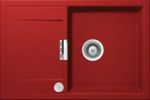Кухненска мивка Schock Mono D-100 Rouge