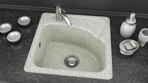 Кухненска мивка 201 полимермрамор