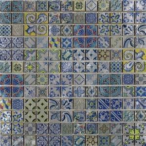 Мозайка Mosaico Pan Plata Blanc