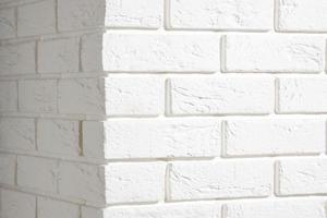 Ъгли за облицовъчни тухли Parma white