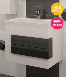 Сигма долен шкаф с мивка