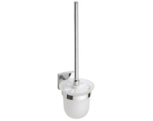 Четка за тоалетна чиния с бяла четка- 132113012