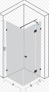 схема на душ кабина Ема