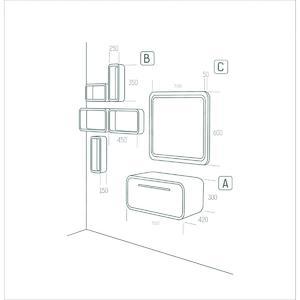схема на комплект Oval
