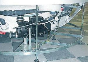 Метална конструкция за вана Пуул