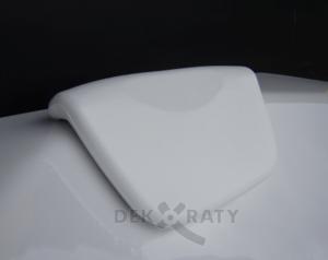 Възгланичка за вана вакум бяла 204
