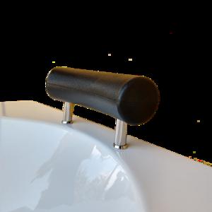 Възглавница на стойка извита малка черна 125